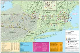 North East Map What Is The U0027northeast Energy Direct U0027 Pipeline Project Nashoba