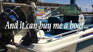 dierks bentley jeep buy me a boat chris janson lyric video youtube