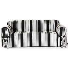 Black Sofa Slipcover by Black Slipcovers U0026 Furniture Covers Shop The Best Deals For Oct