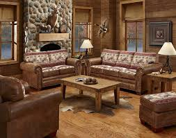 Camo Living Room Sets American Leather Living Room Furniture With Classics 4 Deer