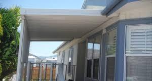 Powered Awnings Mobile Home Awnings Rain Gutters Carports San Luis Obispo Ca