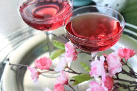 martini cherry cherry blossom martini corkandspoon