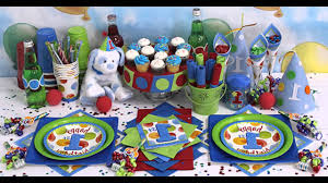 ideas for boy birthday party at home party theme decoration
