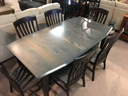 Amish Dining Room Furniture by Currie U0027s Furniture Traverse City Mi