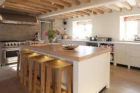 country kitchens with islands free standing kitchen islands with seating alternative ideas in