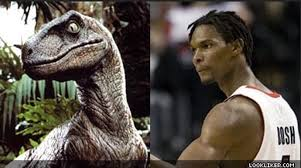 Meme Generator Velociraptor - reynolds breaking chris bosh of miami heat says he has no active