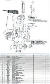 Rug Doctor Repair Manual Solved Repair Manual For Eureka 4335 Type D Upright Vacuu Fixya
