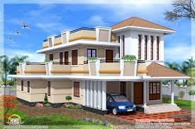 bedroom double storey house kerala home design floor plans house