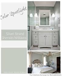 color spotlight silver strand by sherwin williams spotlight