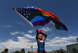 Flag Of Denver A History Of Pride Celebrations In The U S