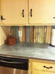 metal backsplash for kitchen best 25 sheet metal backsplash ideas on sheet metal
