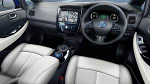 nissan leaf 2017 interior 2018 nissan leaf specs range price news release interior