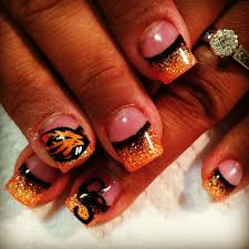 59 best my beaver nails images on pinterest sport nails