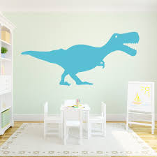 t rex wall art decal