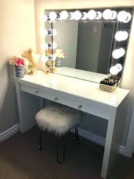 makeup vanity table with drawers vanity makeup table set bikepool co