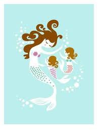mermaid posters allposters