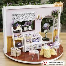 Dolls House Furniture Diy Aliexpress Com Buy Diy Doll House Model Building 3d Miniature