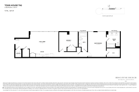 Luxury Floor Plans by Biscayne Beach Condo Floor Plans Biscayne Beach Luxury Condos