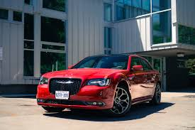 chrysler car 2016 review 2016 chrysler 300s canadian auto review