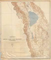 Southern United States Map by This 1939 Map Shows The Bucolic Valley That Fred Eaton And William