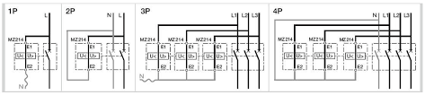 mounting u0026 wiring diagram welcome to hager malaysia