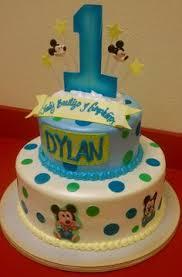 resultado de imagen para mickey baby party cakes pinterest