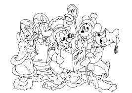 mickey christmas coloring pages http east color mickey