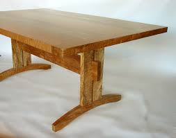 Sustainable Dining Table Trestle Dining Table Beautiful And Sustainable