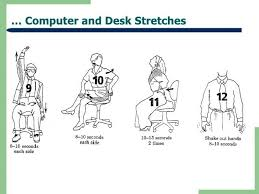 Computer Desk Stretches Computer And Desk Stretches Onioneye
