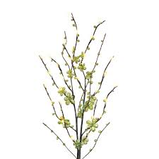 lighted trees home decor the best decorating huge white lighted branches with glass vase for