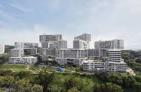 a vertical village in singapore is the world building of the year