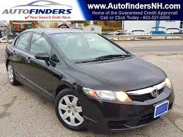 2010 honda civic for sale 2010 honda civic lx in laconia nh autofinders llc