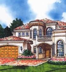 Chateau Home Plans House Plan 61749 At Familyhomeplanscom Tuscan Style House Plans