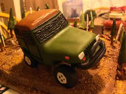 jeep cake tutorial the world u0027s best photos of cake and wrangler flickr hive mind