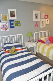 Would Be Easy To Achieve Similar For The Girls Room Kids Room - Boys and girls bedroom ideas