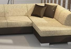 mobilier de canapé d angle meuble salon canapé canapé angle convertible bicolore sofamobili