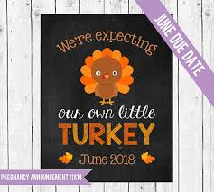 thanksgiving pregnancy announcement pregnancy chalkboard