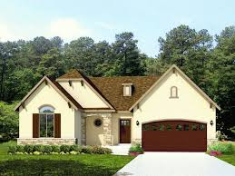 Best Wonderful French Country House Plans Images On Pinterest - French country home design