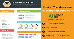 cv search steps to create visual cv for a better search australiajobs