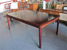 Rosewood Dining Room Set Vintage Rosewood Dining Table For Sale At Pamono Regarding