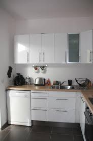 inox cuisine cuisine noir bois inox photos de design d intérieur et