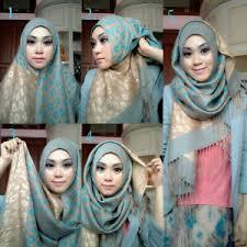 tutorial hijab pashmina tanpa dalaman ninja tutorial hijab segi empat tanpa menggunakan ciput butikmagz com