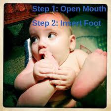 Foot Meme - open mouth insert foot meme monday jenny coaches