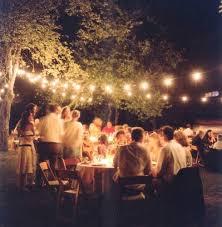 Backyard Wedding Lighting by 10 Best Wedding String Lights Decoration Ideas Images On Pinterest