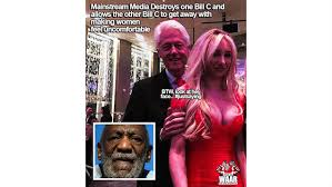 Bill Clinton Meme - anatomy of a right wing bill clinton meme