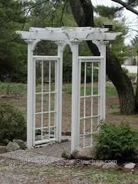 wedding arch plans free 16 best arbor designs images on garden arbor arbors
