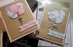 balloon celebration simple birthday card stampin u0027 up youtube