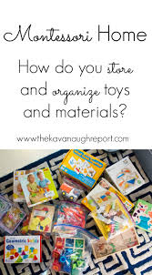 Organzie by How Do You Store And Organize Montessori Toys And Materials