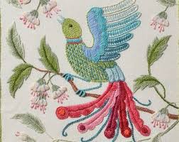 25 unique crewel embroidery kits ideas on