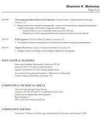 My First Resume Template Resume Templates For High Students With No Work Experience